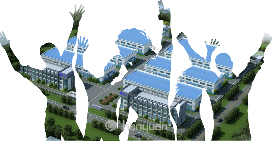 Hanyuan new factory welcome you - renderings 1