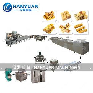 HY-KFL / B production lines Fu roast