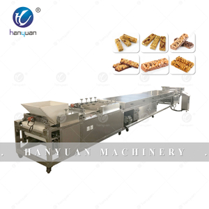 Nutritious cereal bar cutting machine
