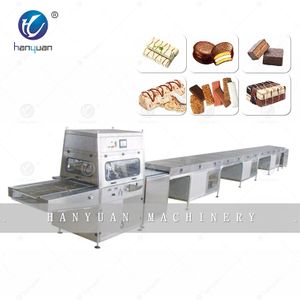 HY-T900 chocolate coating machine