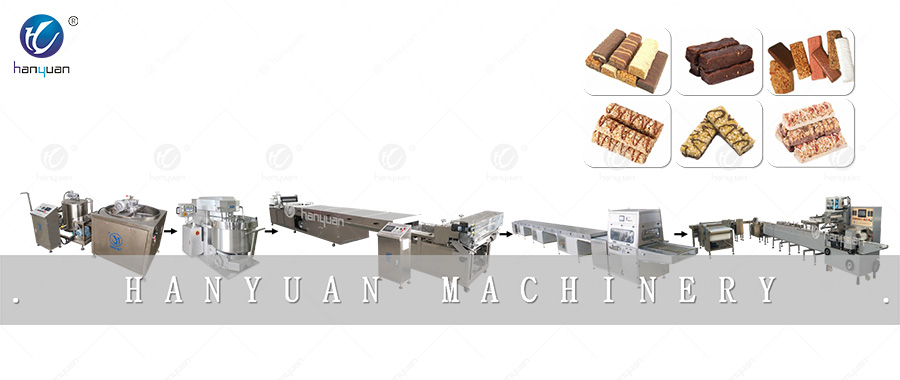 HY- energy bar production line -1L